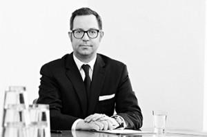 Rechtsanwalt Sebastian Hofacker.